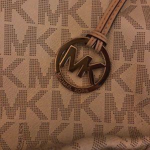 Michael Kors zip tote